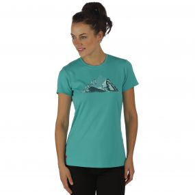 Women's Fingal II T-Shirt Atlantis
