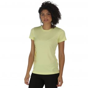 Women's Fingal II T-Shirt Citric