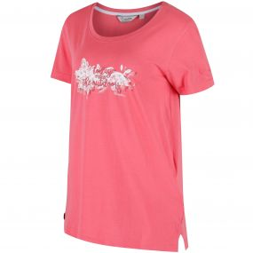 Filandra II Coolweave Cotton T-Shirt Desert Rose