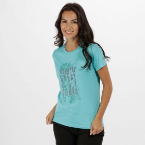 Women's Fingal III Quick Dry T-Shirt Horizon