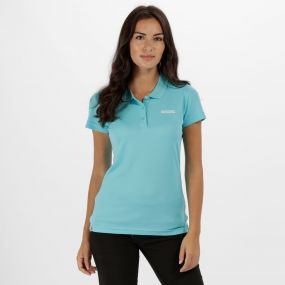 Women's Maverick IV Polo Shirt Horizon
