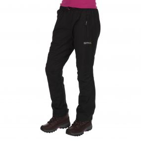 Amelie II Overtrousers Black