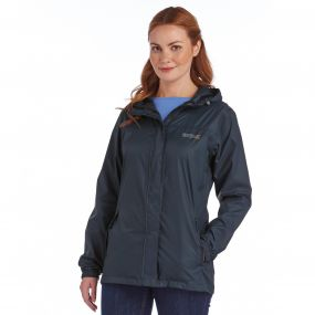 Womens Pack-It Jacket II Midnight