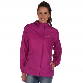 Women's Pack-It Jacket II Waterproof Packaway Vivid Viola