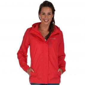 Womens Pack-It Jacket II Coral Blush