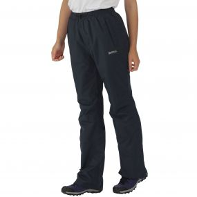 Amelie III Breathable Waterproof Overtrousers Navy