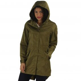 Abrielle Jacket Utility Green