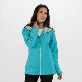 Hamara II Waterproof Shell Jacket Aqua