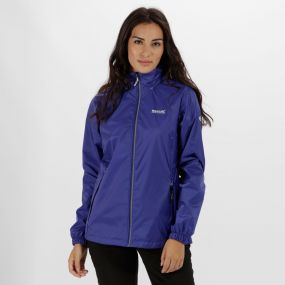 Corinne IV Waterproof Shell Jacket Clematis