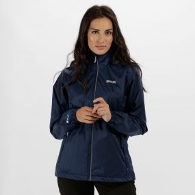 Corinne IV Waterproof Shell Jacket Midnight