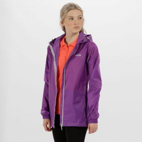 Women's Pack-It Jacket III Waterpoof Packaway Ultra Purple