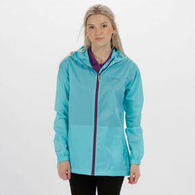 Women's Pack-It Jacket III Waterpoof Packaway Horizon