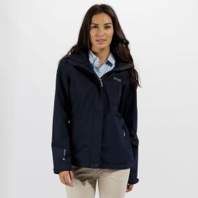 Calyn Stretch II Waterproof Shell Jacket Navy