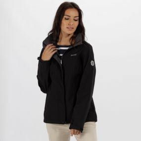 Calyn Stretch II Waterproof Shell Jacket Black