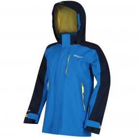 Quazer Jacket Blue Navy