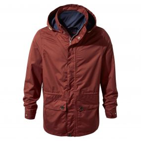 Ingham Jacket Red Earth