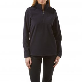 Miska III Half-Zip Fleece Dark Navy