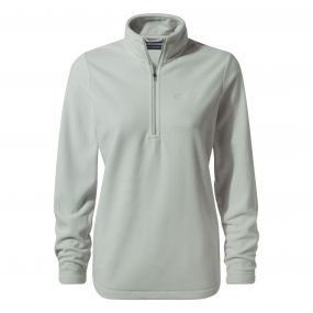 Miska III Half-Zip Fleece Dove Grey