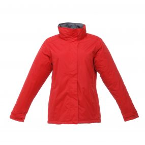 Women's Beauford Jacket Classic Red