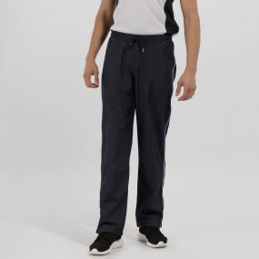 Men's Athens Tracksuit Bottoms Navy/White