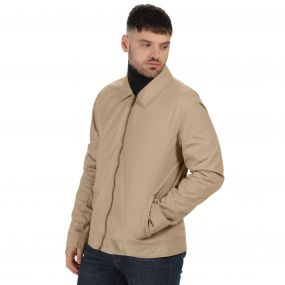 Originals Didsbury Harrington Jacket Parchment