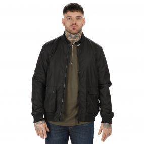 Originals Castlefield Bomber Jacket Black