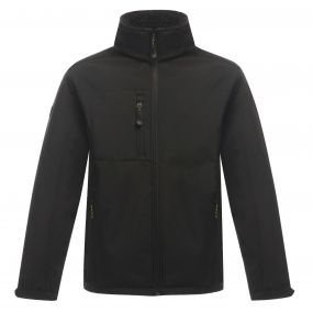 Groundfort II Premium Softshell Black
