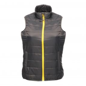 Women's Aerolight Down Touch Bodywarmer Seal Grey