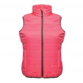 Women's Aerolight Down Touch Bodywarmer Hot Pink