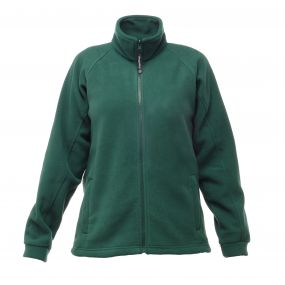 Women's Thor III Fleece Bottle Green