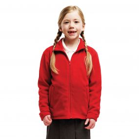 Kids Brigade Fleece Classic Red