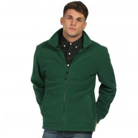 Classic Fleece Bottle Green