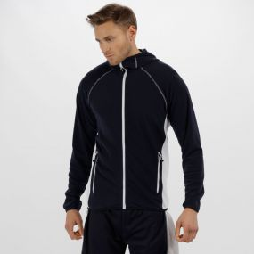 Men's Seoul Lightweight Sport Fleece Navy/White