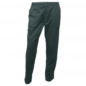 Men's Action Trousers Green