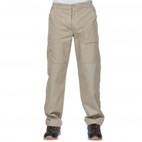 Mens Action Trousers Lichen