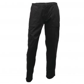 Men's Action Trousers Black