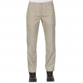 Womens Action Trousers Lichen