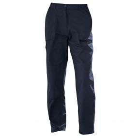 Women's Action Trousers Navy