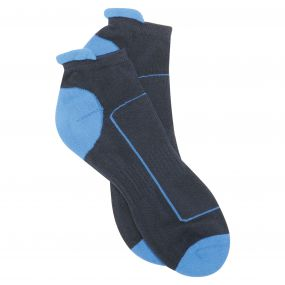 Adults Low Cut Sport Socks Navy Oxford Blue