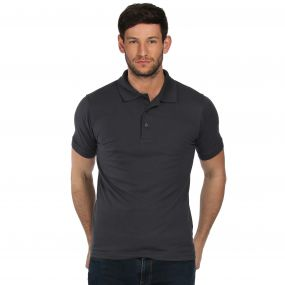 Classic Polo Shirt Seal Grey