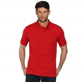 Classic Polo Shirt Classic Red