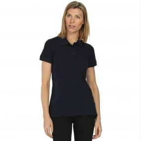 Wmns Classic Polo Navy