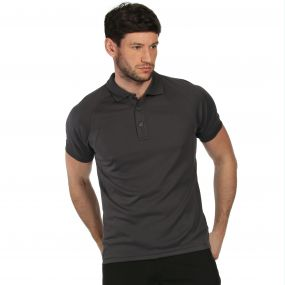 Coolweave Polo Shirt Iron