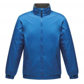 Classic Bomber Waterproof Insulated Jacket Oxford Blue