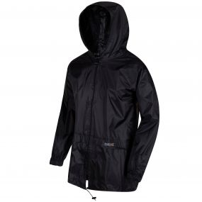 Men's Stormbreak Waterproof Shell Jacket Black
