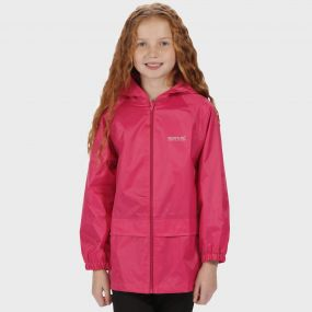 Kids Stormbreak Waterproof Shell Jacket Jem
