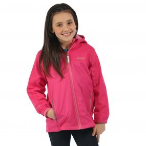 Luca III 3 in 1 Jacket Jem Pink
