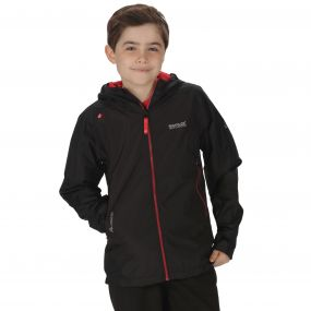 Allcrest II Jacket Black Black