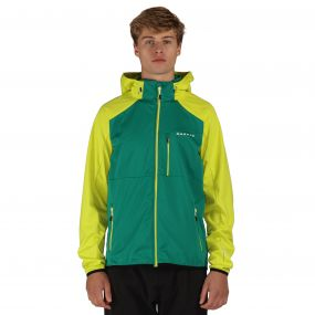 Dare 2B Mobilize Softshell Jacket Green Neon Spring