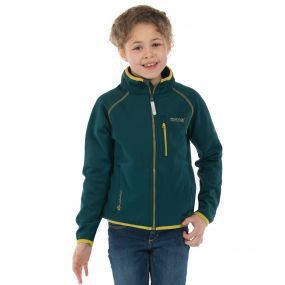 Limit Softshell Jacket Deep Teal